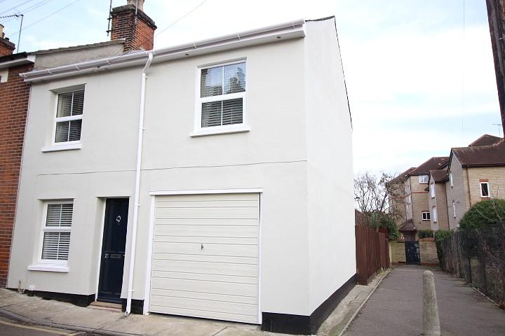 4 Bedrooms End Of Terrace House for sale in St. Julian Grove, Colchester, Essex, CO1