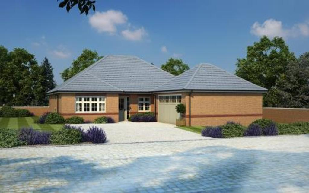 3 Bedrooms Detached Bungalow for sale in Stanbury Meadows