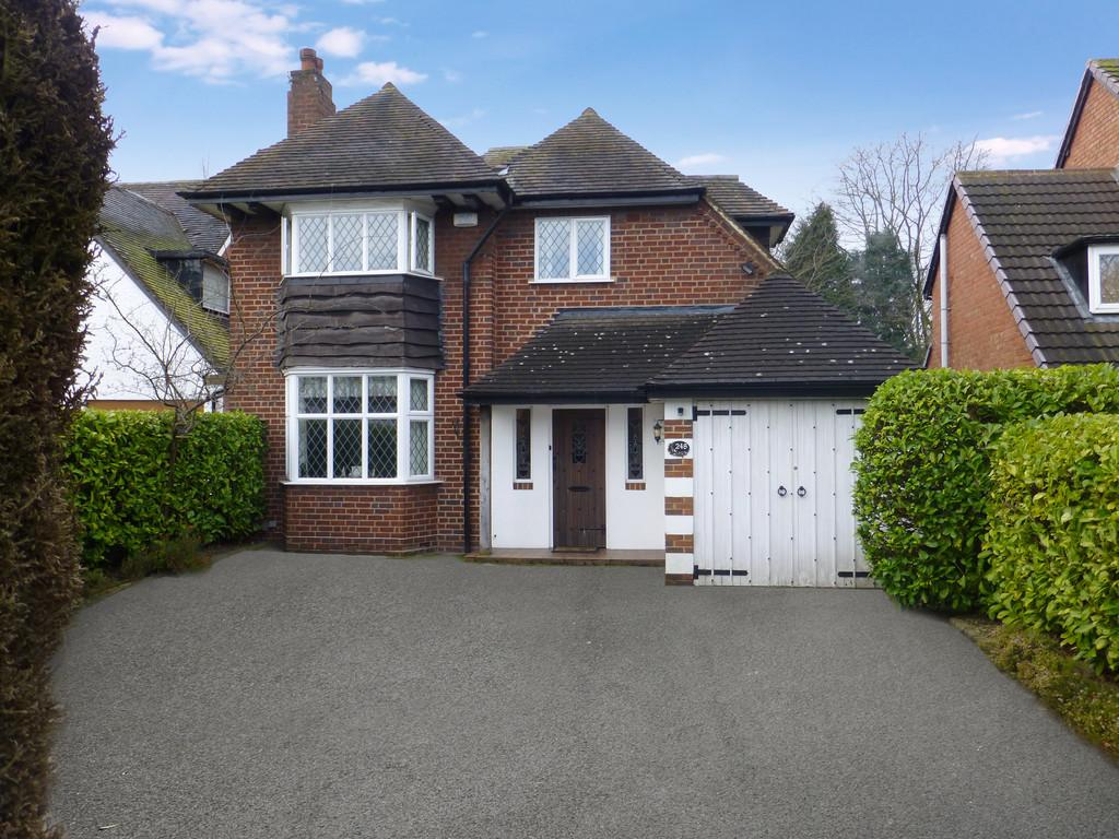 4 Bedrooms Detached House for sale in Warwick Road, Solihull