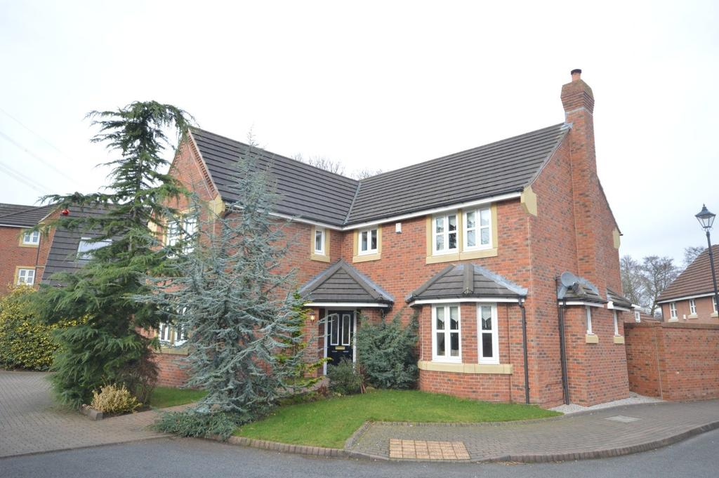 5 Bedrooms Detached House for sale in 23 Holford Moss, Sandymoor, Cheshire, WA7 1GB