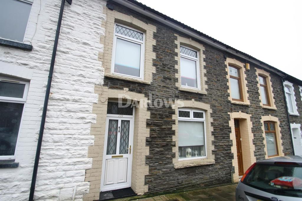3 Bedrooms Terraced House for sale in Dumfries St, Treherbert