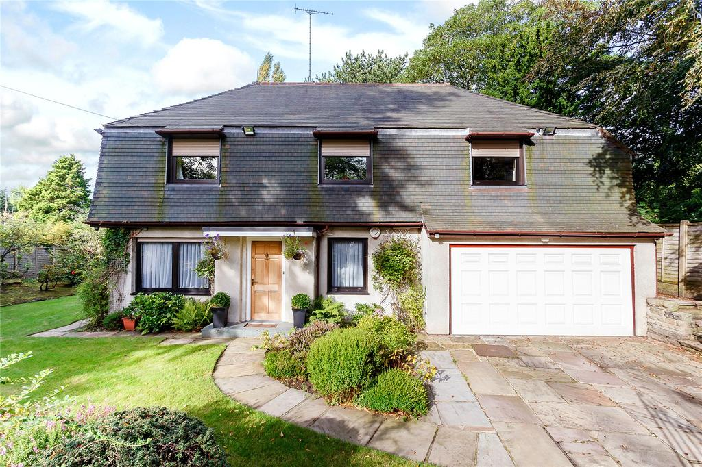 5 Bedrooms Detached House for sale in Devisdale Road, Bowdon, Altrincham, Cheshire, WA14