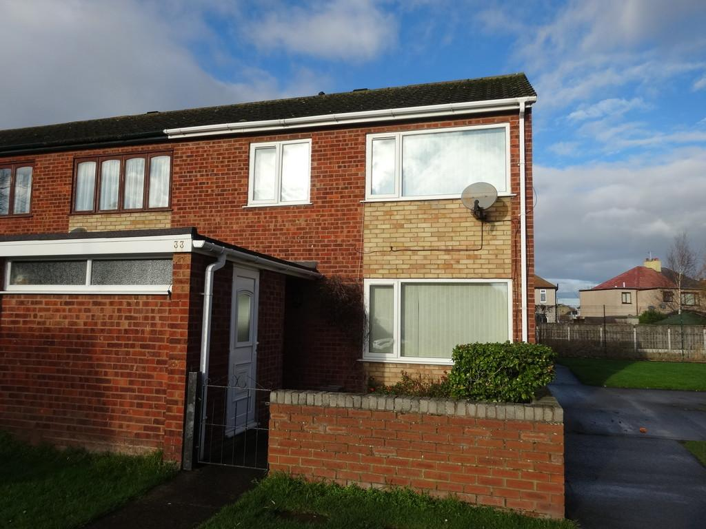 3 Bedrooms End Of Terrace House for sale in Aled Avenue, Rhyl