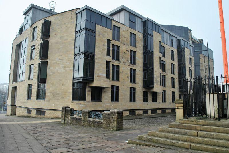 1 Bedroom Apartment Flat for sale in The Gatehaus, Leeds Road, Bradford, BD1 5BL