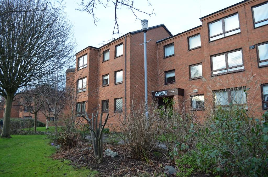 2 Bedrooms Flat for sale in Ascot Court, Anniesland, Glasgow, G12 0BB