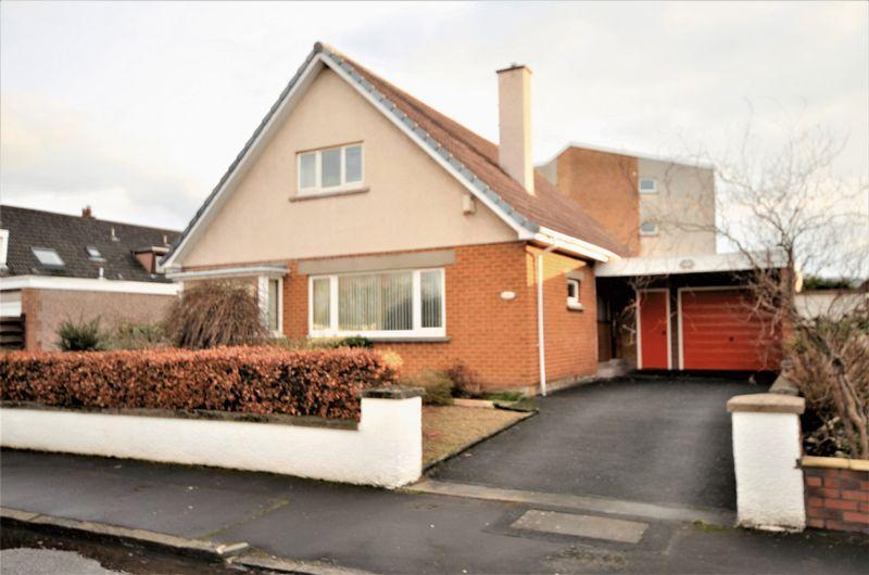 4 Bedrooms Detached Villa House for sale in 17 Gearholm Road, Ayr KA7 4DJ