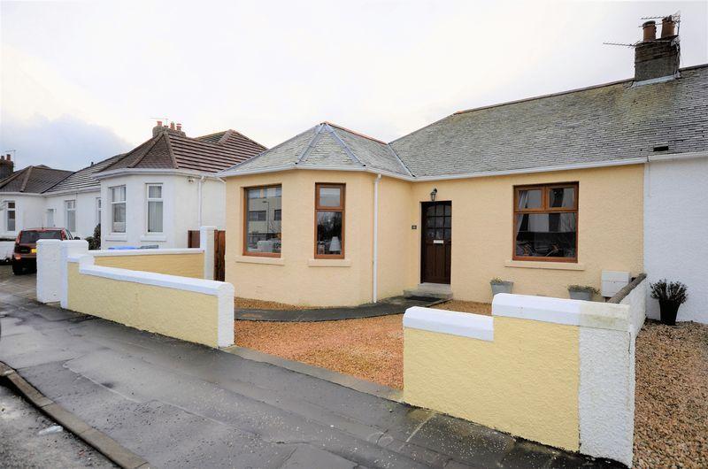 2 Bedrooms Semi Detached Bungalow for sale in 32 Newdykes Road, Prestwick, KA9 2LA