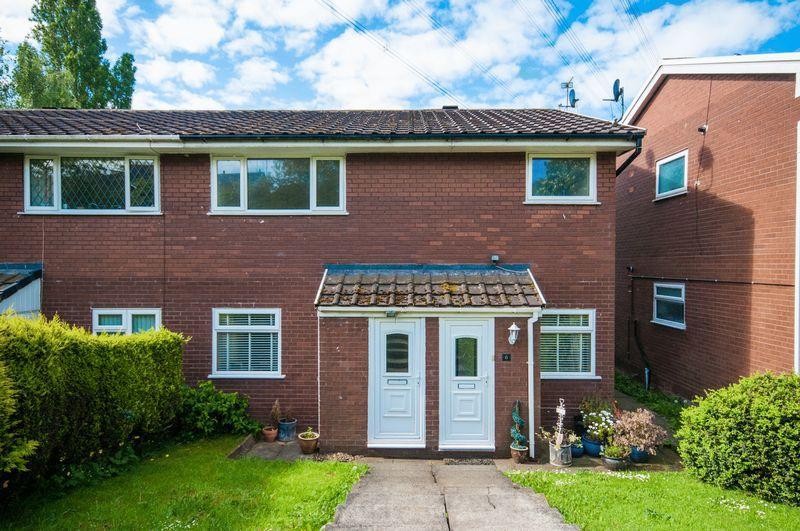 2 Bedrooms Flat for sale in Pippits Row, Beechwood, Runcorn