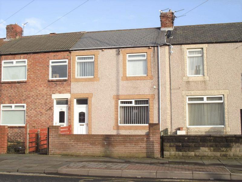 3 Bedrooms Terraced House for sale in North Seaton Road, Ashington, Three Bedroom Terraced House