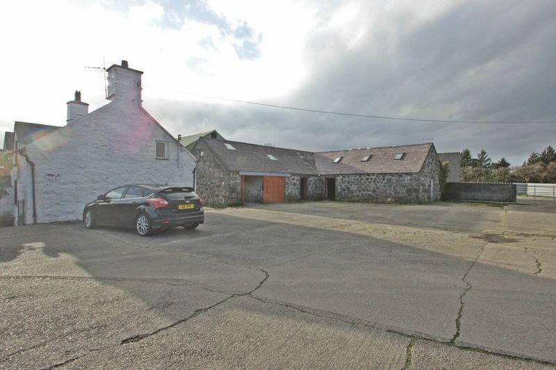 3 Bedrooms Detached House for sale in Chwilog, Pwllheli