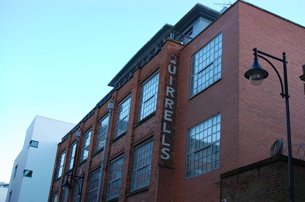 1 Bedroom Apartment Flat for sale in The Squirrels Building, Colton Street, City Centre