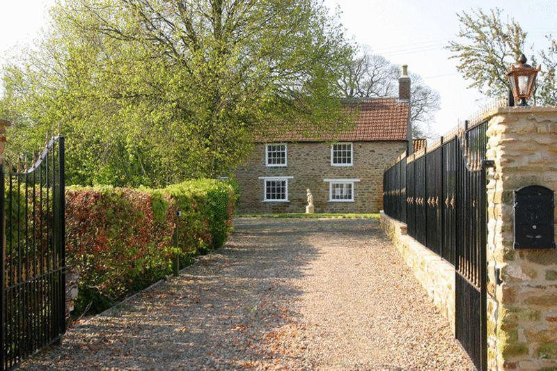 6 Bedrooms Detached House for sale in The Manor House, Oulston, York YO61 3RB