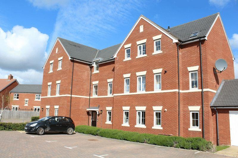 2 Bedrooms Apartment Flat for sale in Mytton Oak Road, Copthorne, Shrewsbury, SY3 8UQ