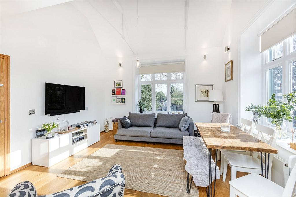 1 Bedroom Flat for sale in Sheen Road, Richmond, Surrey, TW9
