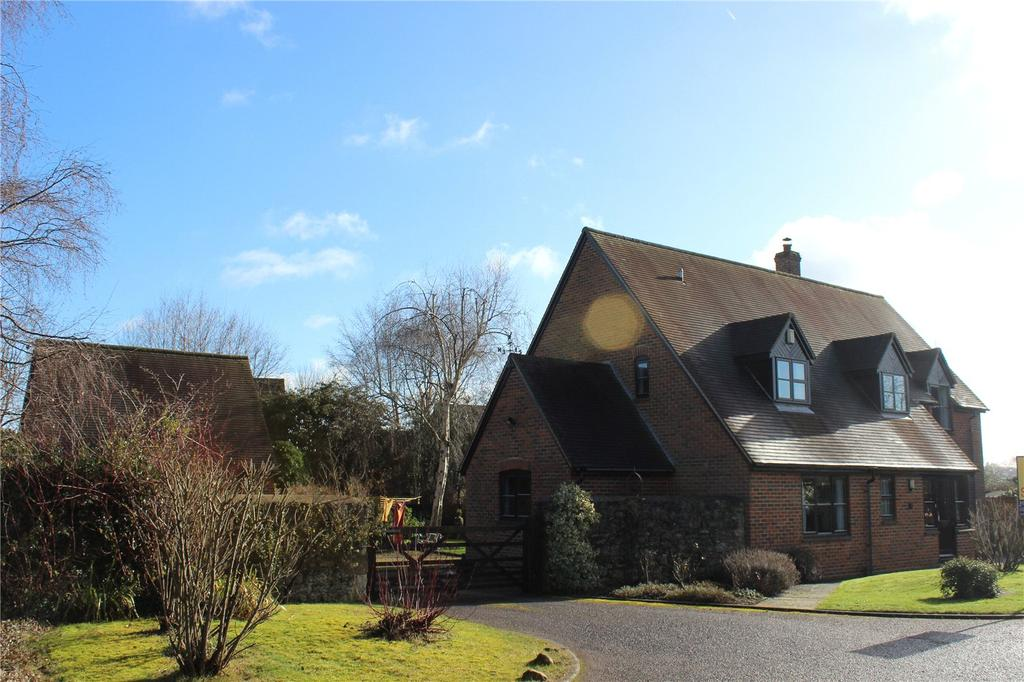 4 Bedrooms Detached House for sale in Cannons Field, Old Marston Village, Oxford, OX3