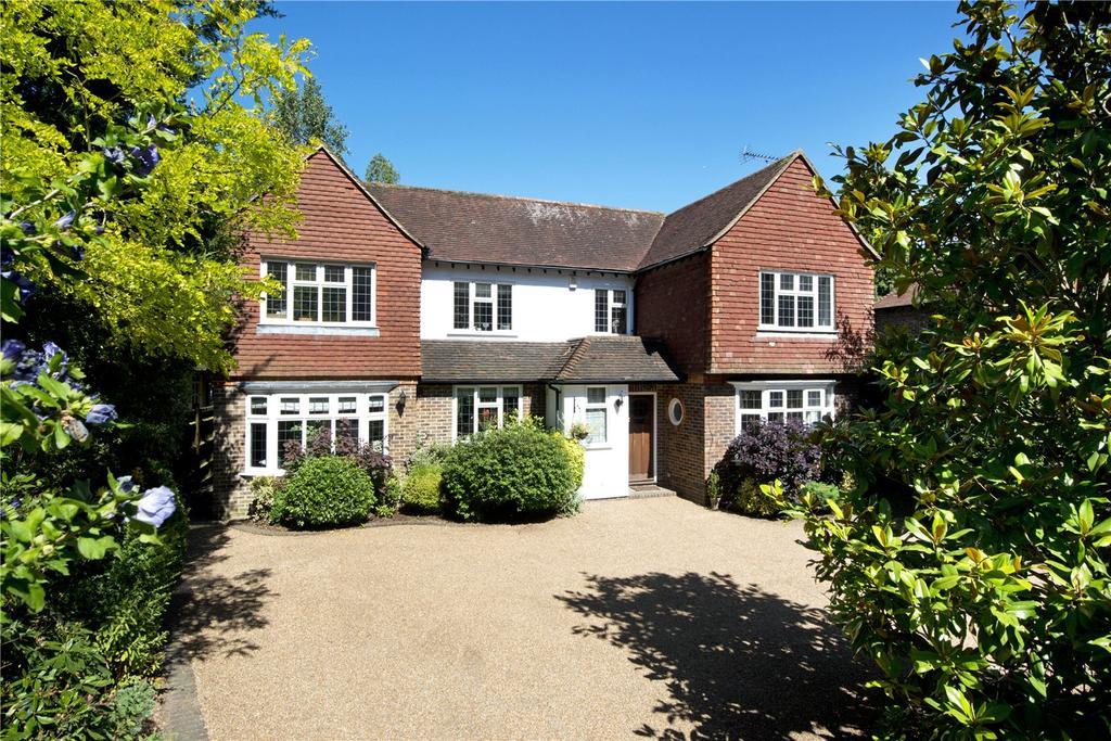 5 Bedrooms Detached House for sale in Seal Road, Sevenoaks, Kent, TN15