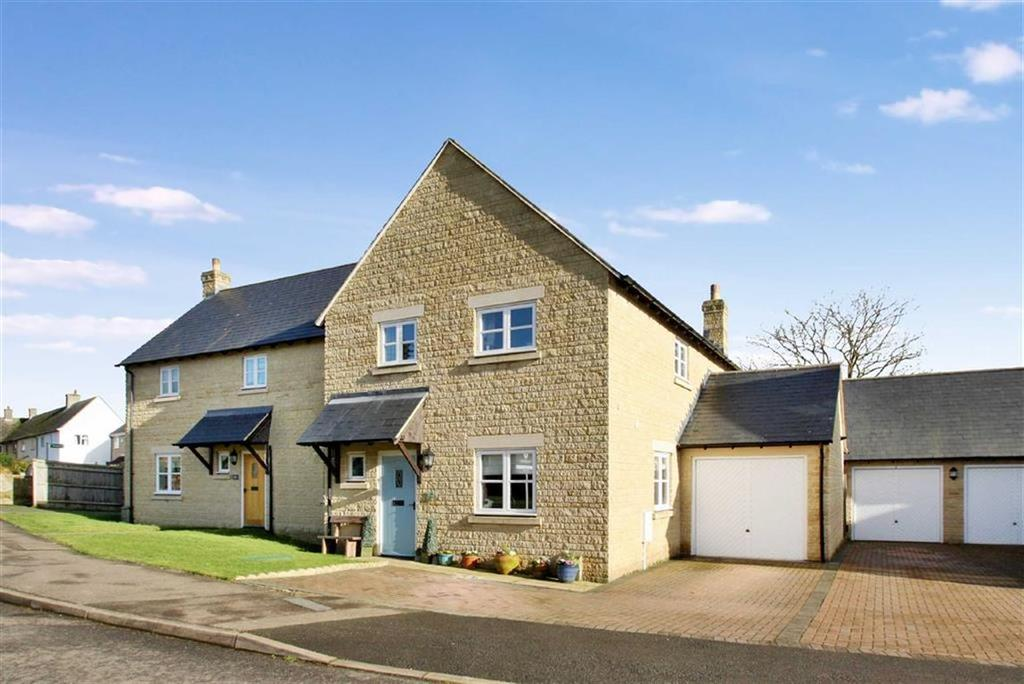 4 Bedrooms Semi Detached House for sale in 4, Westhorp, Greatworth