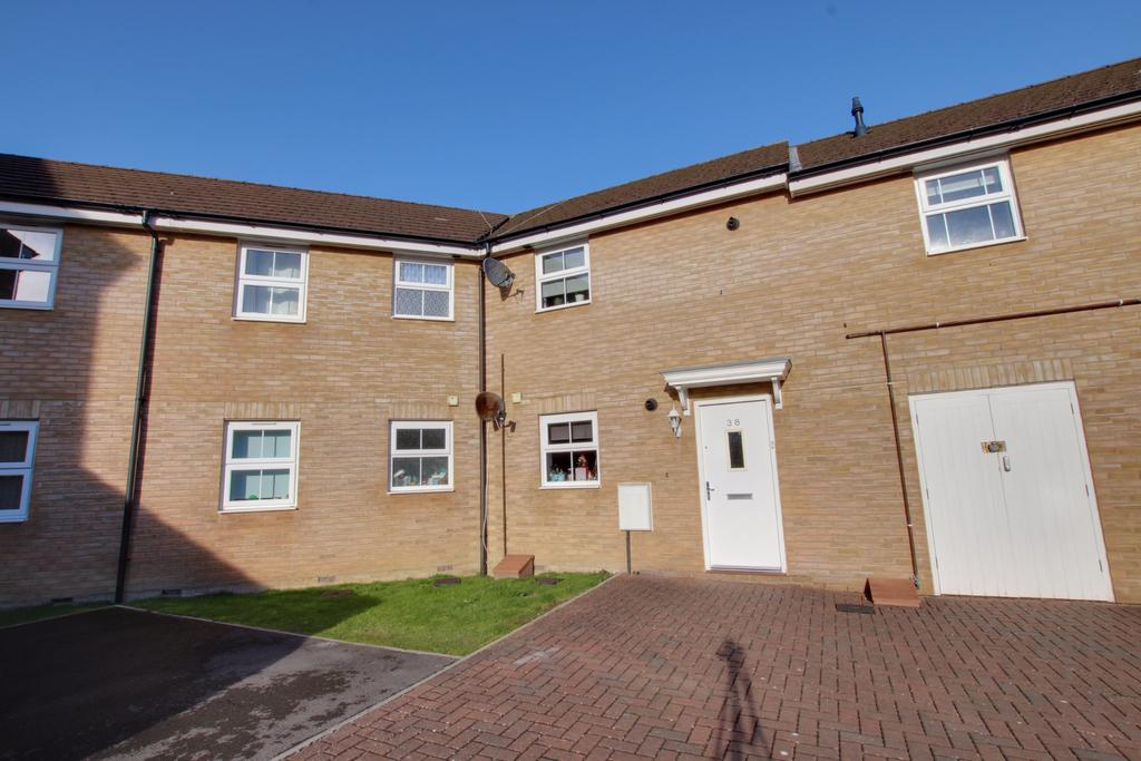 2 Bedrooms Maisonette Flat for sale in Leigh Park