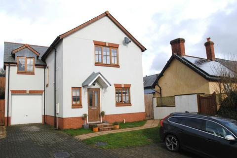 4 bedroom detached house for sale - West Rock Drive, Bishops Nympton