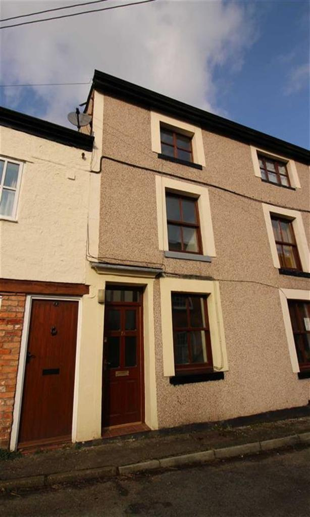 3 Bedrooms Terraced House for sale in 7a, Bridge Street, Llanfyllin, Powys, SY22