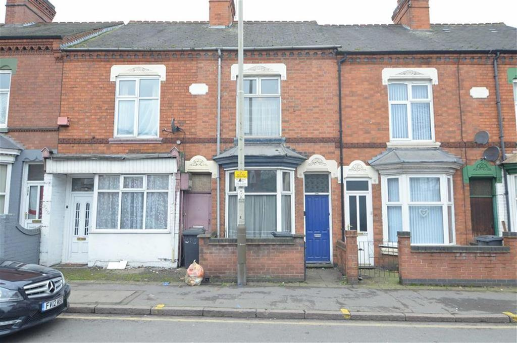 2 Bedrooms Terraced House for sale in Loughborough Road, Belgrave