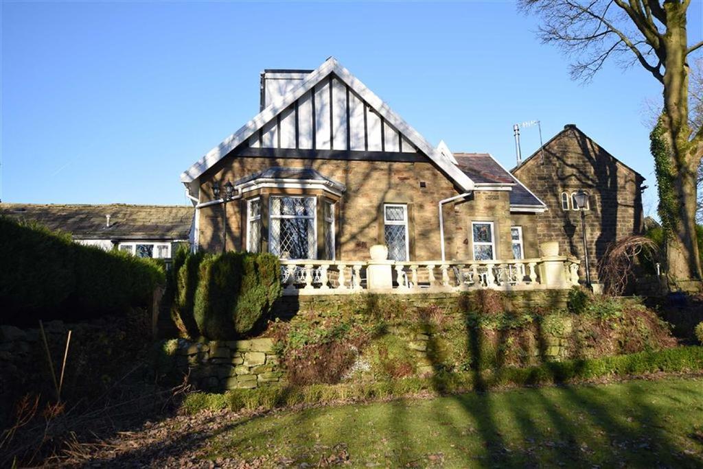 4 Bedrooms Detached Bungalow for sale in Hurstwood Village, Worsthorne, Lancashire