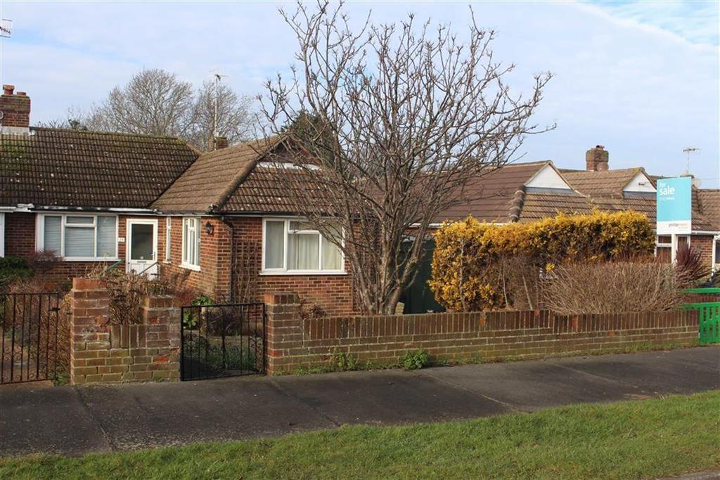 2 Bedrooms Semi Detached Bungalow for sale in Hillside Avenue, Seaford