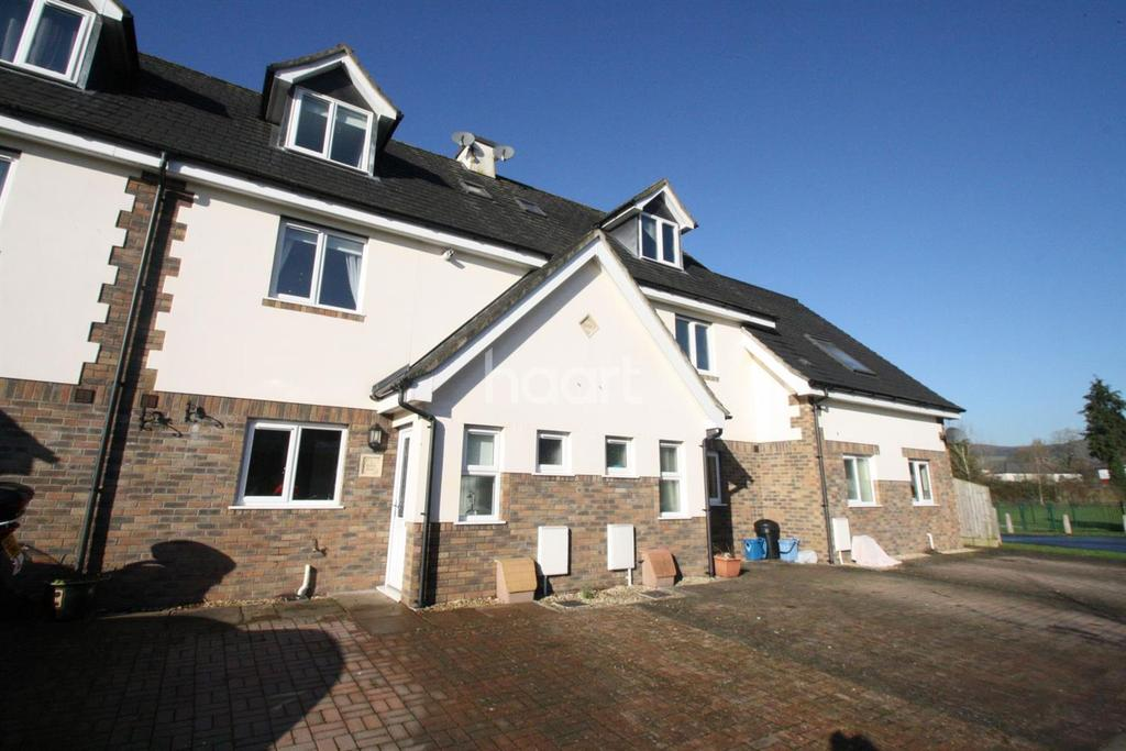3 Bedrooms Terraced House for sale in Holly Row, Monmouth, Monmouthshire