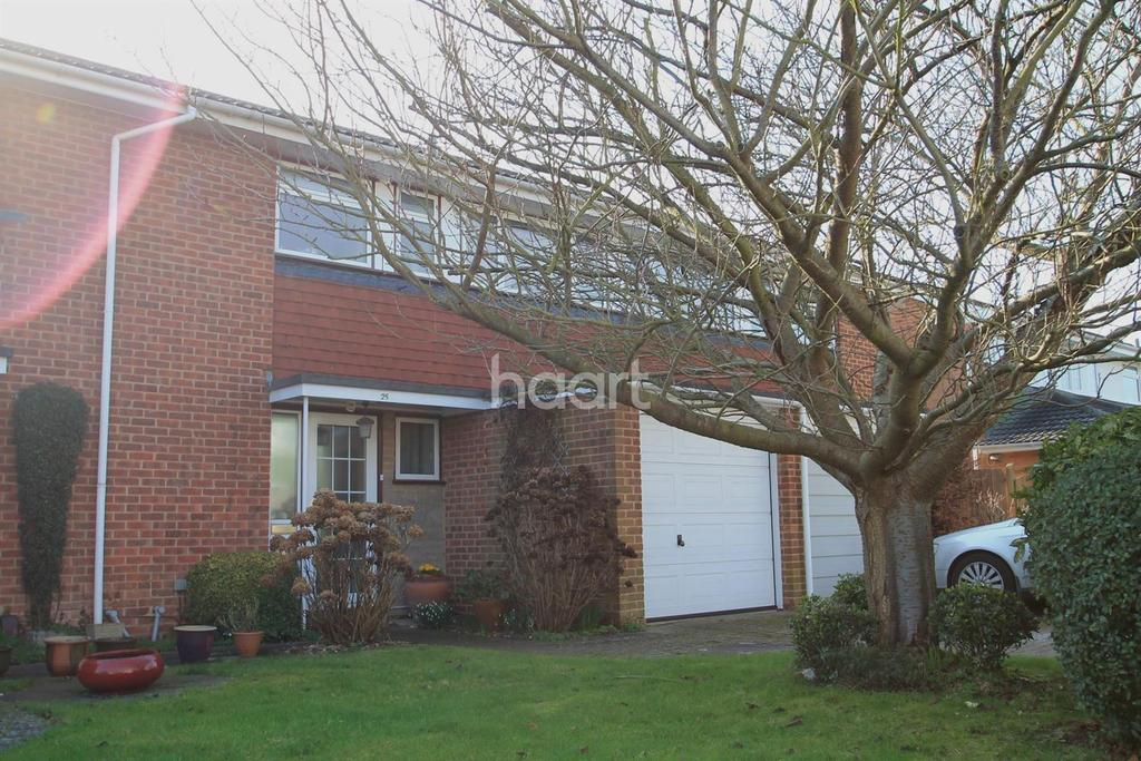 3 Bedrooms Terraced House for sale in Marlborough Road