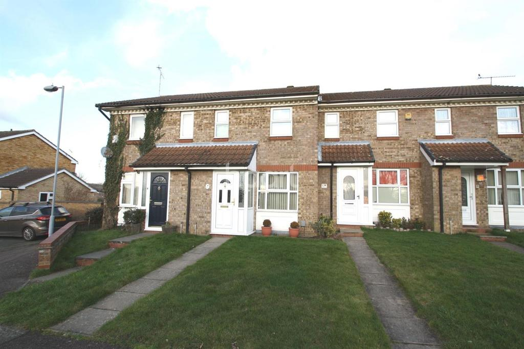 2 Bedrooms Terraced House for sale in Penda Close, Luton