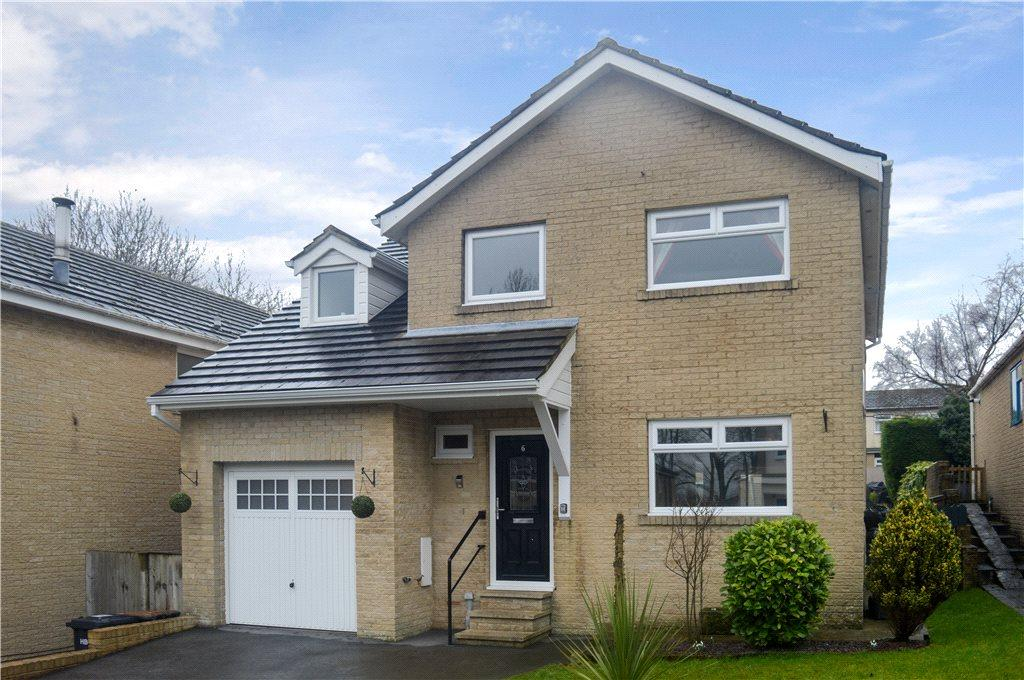 4 Bedrooms Detached House for sale in Grassfield Close, Pateley Bridge, Harrogate, North Yorkshire