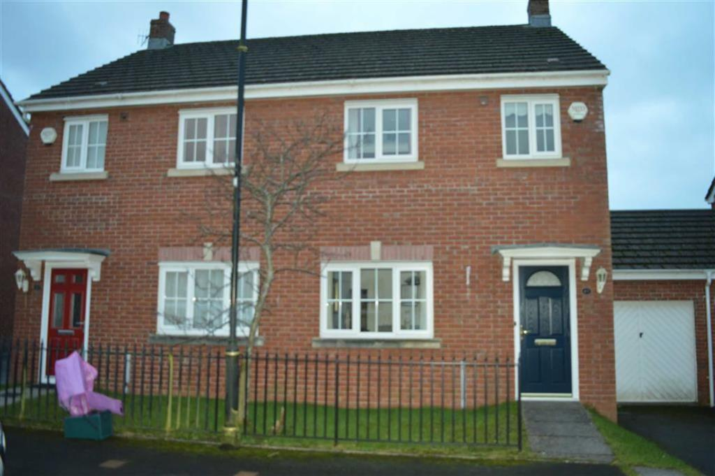 3 Bedrooms Semi Detached House for sale in Y Llanerch, Swansea, SA4