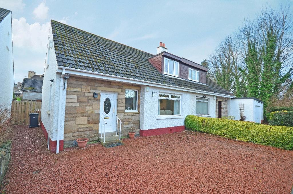 2 Bedrooms Semi Detached House for sale in Wellhall Court, Hamilton, South Lanarkshire, ML3 9BJ