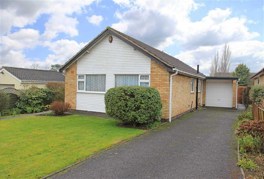 3 Bedrooms Bungalow for sale in Orchard Close, Oadby, Leicester