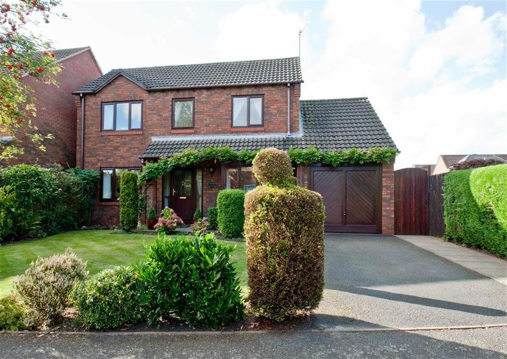 3 Bedrooms Detached House for sale in 2, Birchcroft, Coven, Wolverhampton, South Staffordshire, WV9