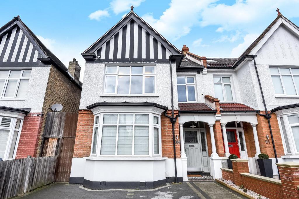 2 Bedrooms Flat for sale in Bellingham Road, Catford, SE6