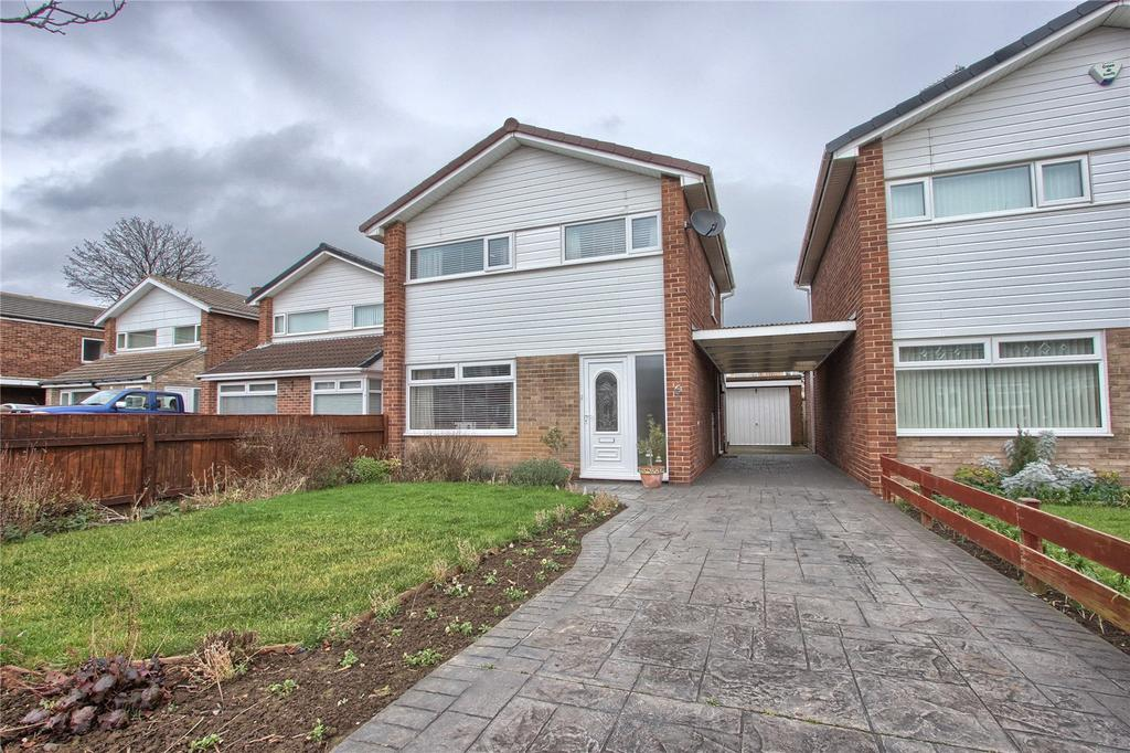3 Bedrooms Detached House for sale in Fairmead, Redcar