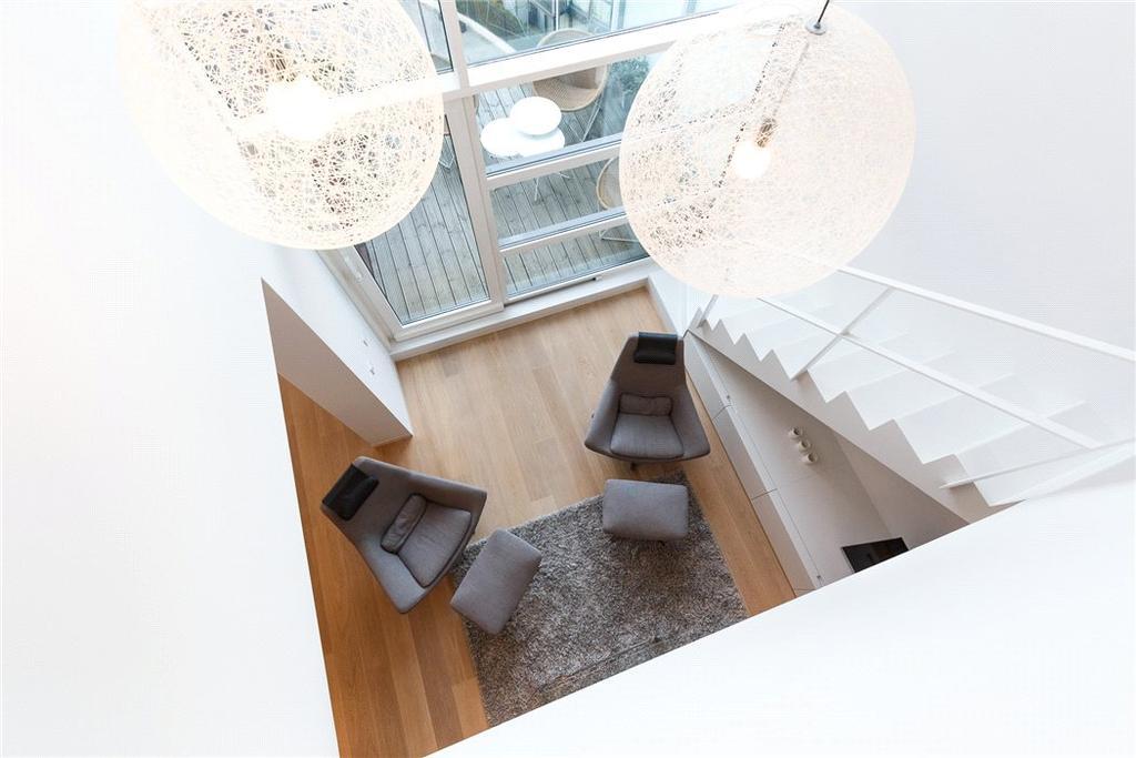 3 Bedrooms Penthouse Flat for sale in Howard Building, Chelsea Bridge Wharf, 368 Queenstown Road, London, SW8