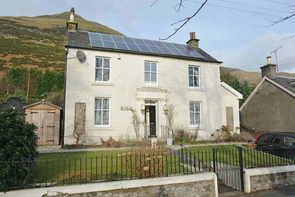 3 Bedrooms Detached House for sale in 90 Beauclerc Street, Alva, Stirling, FK12 5LE