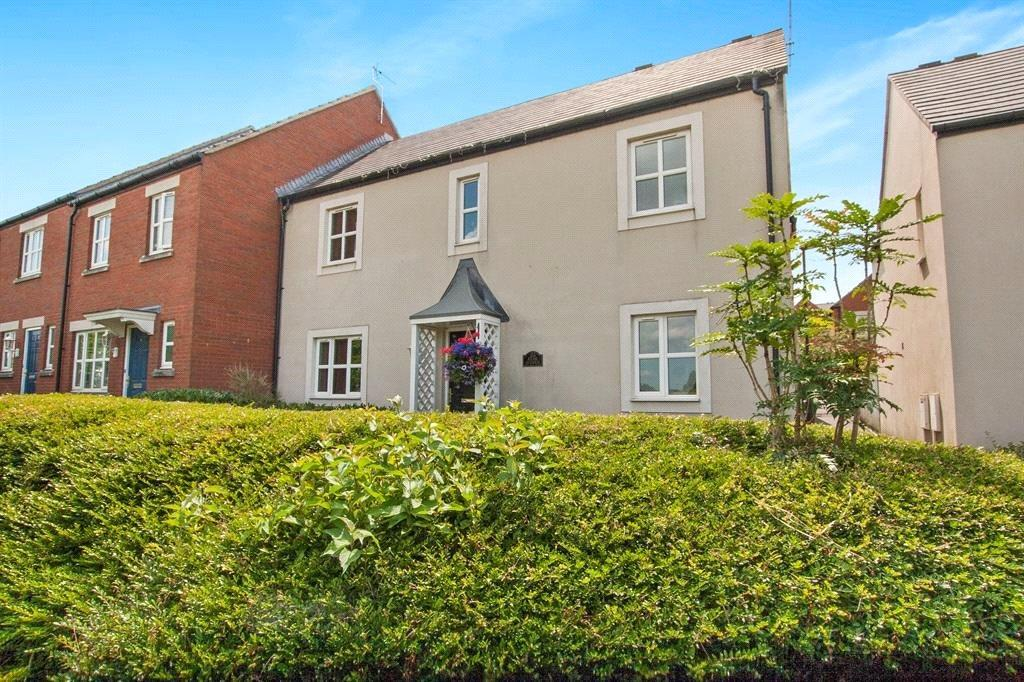 4 Bedrooms End Of Terrace House for sale in Star Avenue, Stoke Gifford, Bristol, BS34