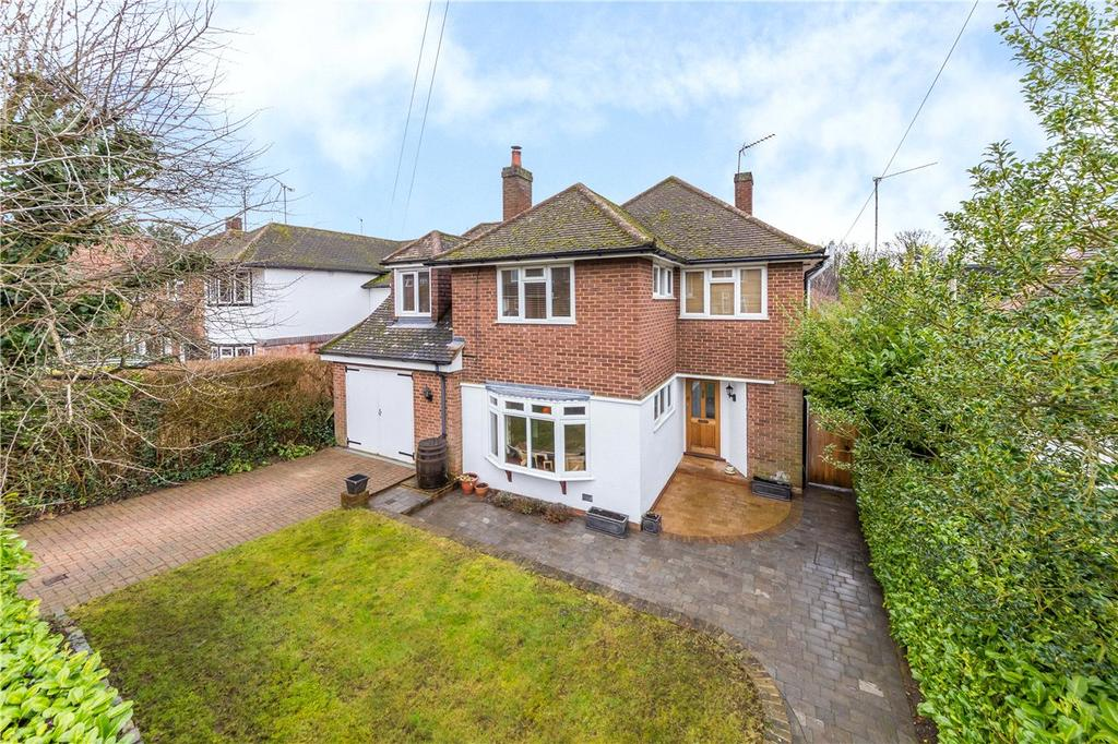 4 Bedrooms Detached House for sale in Granby Avenue, Harpenden, Hertfordshire