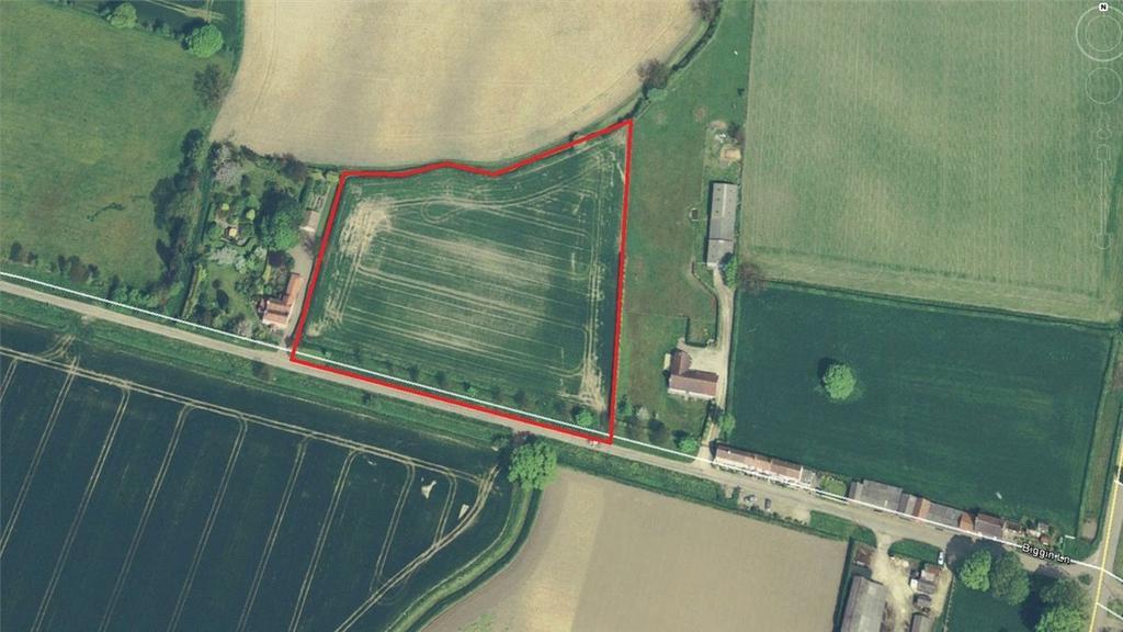 Land Commercial for sale in Land At Little Fenton Field, Biggin Lane, Biggin, Leeds, LS25
