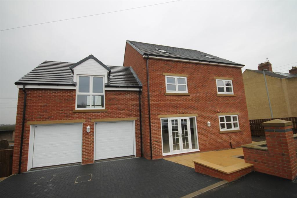 5 Bedrooms Detached House for sale in Canney Hill, Coundon Gate, Bishop Auckland