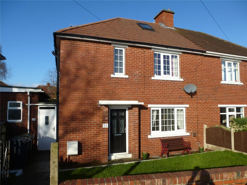 3 Bedrooms Semi Detached House for sale in Royston Lane, Royston, S71