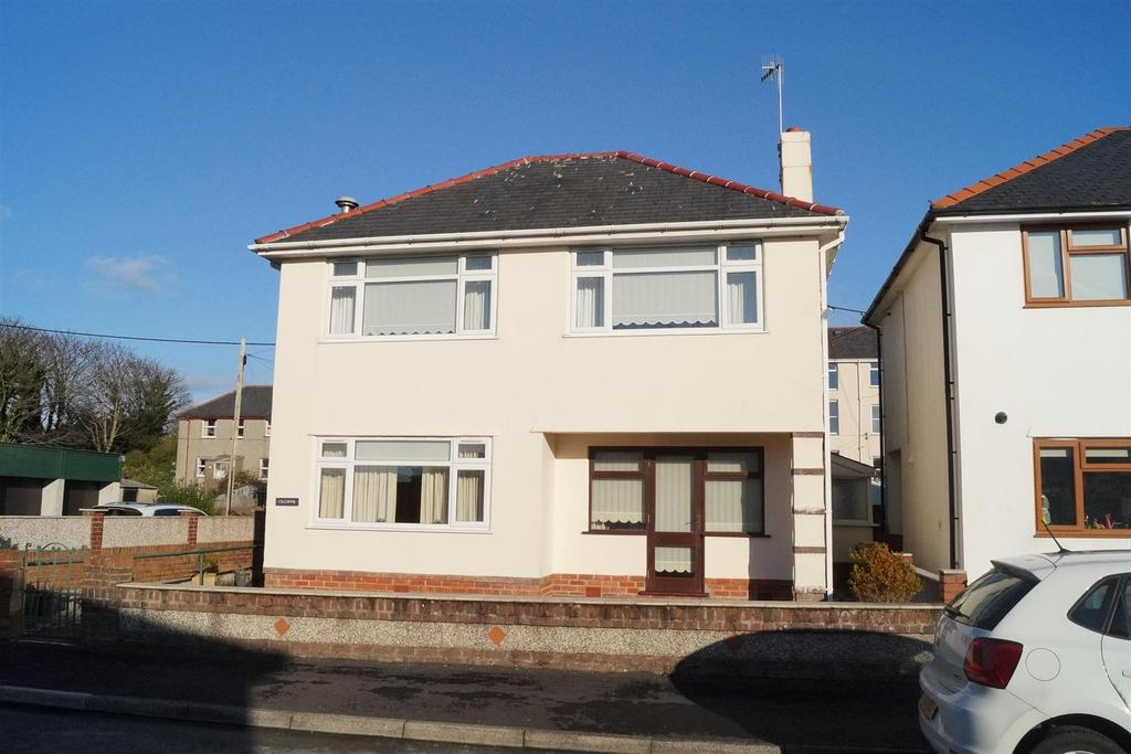 4 Bedrooms Detached House for sale in Ffordd Y Faenor, Pwllheli
