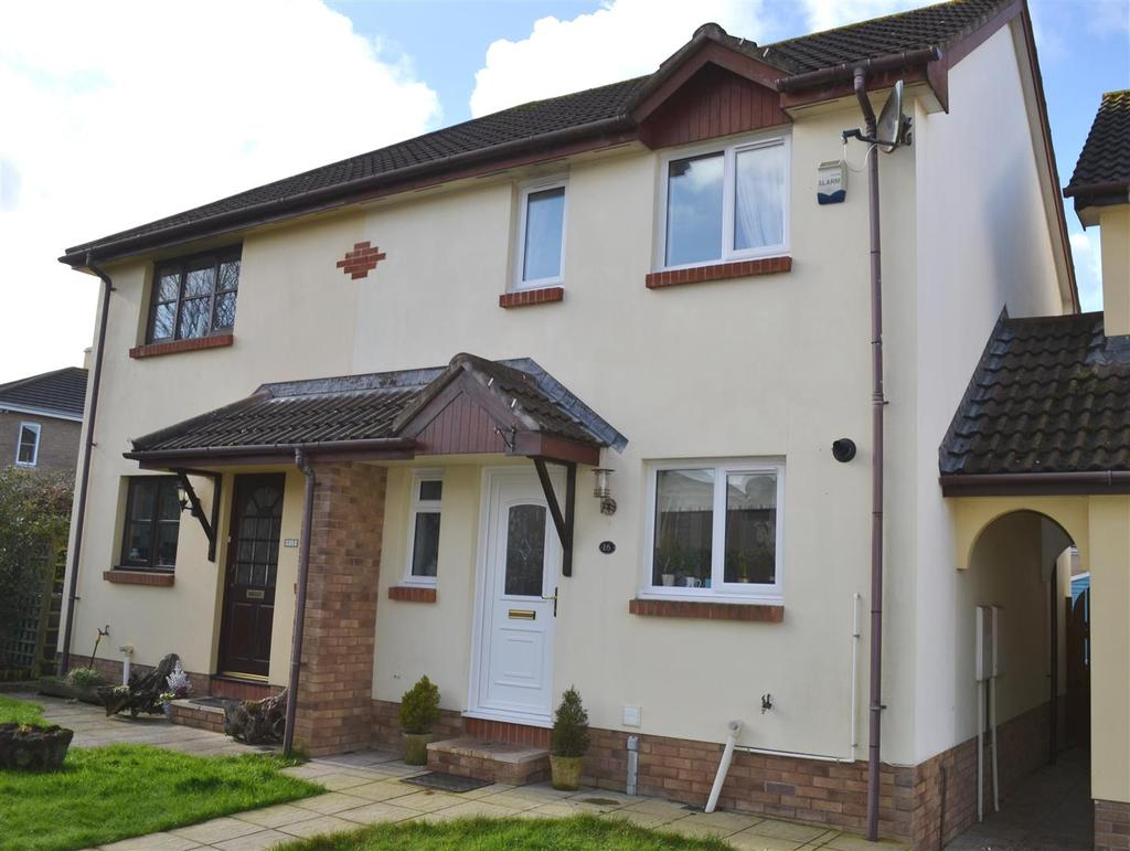 2 Bedrooms Semi Detached House for sale in Easter Court, Roundswell, Barnstaple