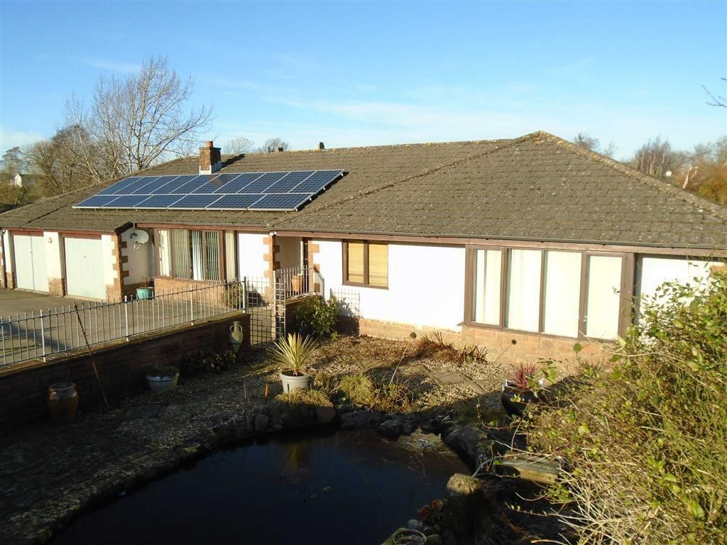4 Bedrooms Bungalow for sale in Cuddy Lonning, Wigton, Cumbria