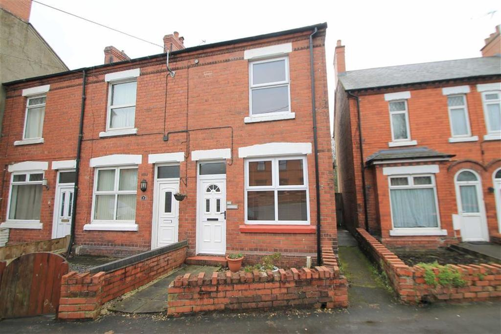 2 Bedrooms End Of Terrace House for sale in Western Villas, Southsea, Wrexham