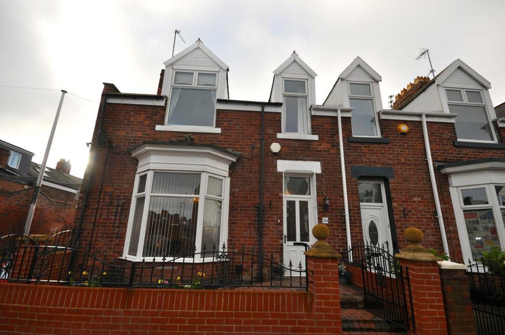 3 Bedrooms End Of Terrace House for sale in Jackson Street, Sunderland