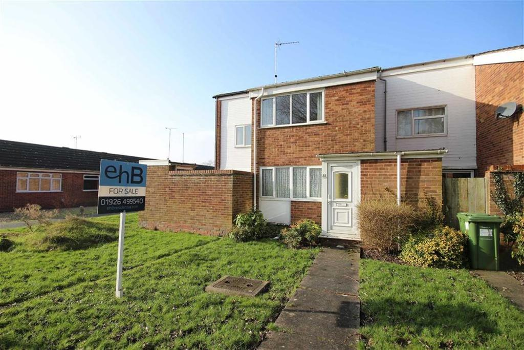 2 Bedrooms Terraced House for sale in Buckden Close, Woodloes Park,Warwick, CV34